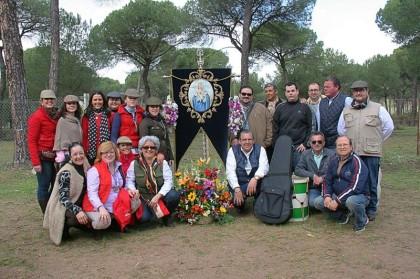 Coro de la Hermandad del Inmaculado Corazón de María. Año 2013.