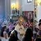 Entrada del Corpus Christi en Parroquia Inmaculado Corazón de María